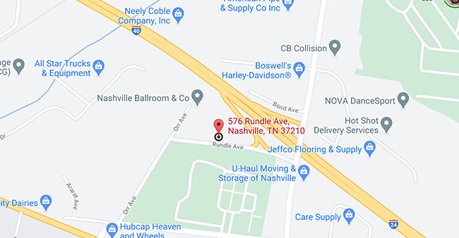 Nashville Location